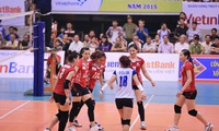Women's clubs compete for Asian title