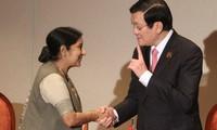 Vietnam and India to strengthen strategic partnership