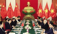 Vietnam - China discusses trade co-operation