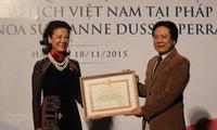 Vietnam's Tourism Ambassador to France appointed