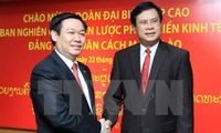 Vietnam and Laos share economic development experience