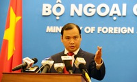 Vietnam respects freedom of navigation and aviation in East Sea
