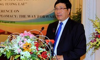 Diplomatic sector raises Vietnam's profile globally