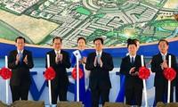 Seventh Vietnam - Singapore Industrial Park built in Nghe An