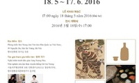 Korean traditional painting styles introduced
