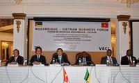 State President attends Vietnam-Mozambique business forum