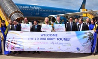 Vietnam to welcome 10 millionth foreign visitor in 2016