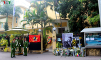 National day of mourning for Cuban leader Fidel Castro