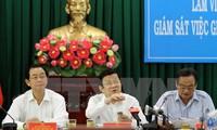 President scrutinises settlement of complaints, denunciations