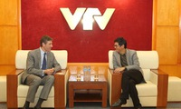 VTV president hosted UK ambassador