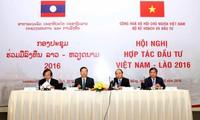 Vietnam-Laos boost investment cooperation