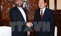 Interview with Iranian Ambassador on Vietnam State President's visit to Iran