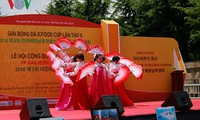 Vietnamese Community Festival in Daejeon city
