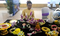 Thai culture and art exhibition lures Vietnamese art lovers