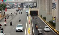 Thanh Xuan Underpass inaugurated in Hanoi