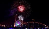 Children enjoy international New Year celebrations
