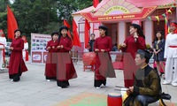 UNESCO nomination for Xoan singing to be submitted before March 31