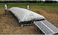 Solar energy used to preserve agri-produce