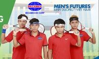 Men's Futures kicks off in Binh Duong