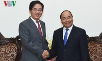 Chinese ambassador meets PM