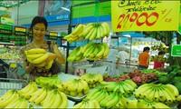Vietnamese bananas struggle to enter high-end markets