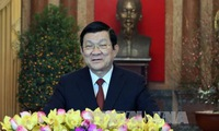 President's Tet message calls for new nation-building achievements