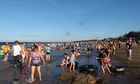 Central provinces report seawater safe