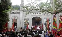 Palanquin procession celebrates Hung Kings Temple Festival