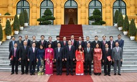 State president agrees ambassadors