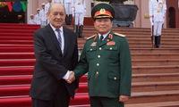Vietnam, France enhance defence co-operation