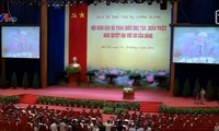 12th National Party Congress Resolution discussed