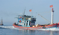 Fishermen claim attack by Chinese boat