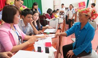Government provides support to Ha Tinh province
