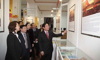 Exhibition celebrates 86th anniversary of Communist Party