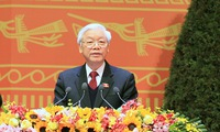 US media features Vietnam's National Party Congress