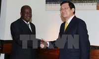 State President continues Tanzania visit