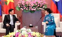 NA backs Vietnam - Laos agreement implementation