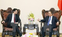 Prime Minister receives WEF Managing Director