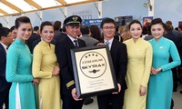 Skytrax recognizes Vietnam Airlines as a 4-Star Airline