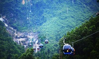 World record Fansipan cable car system inaugurated