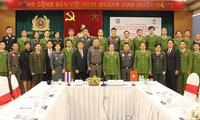 Vietnam and Thailand hold 8th security conference
