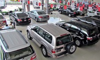 Special consumption tax adjustment on cars takes effect