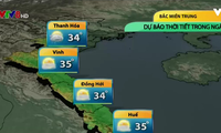 Rising temperatures in northern and central regions
