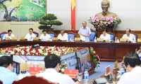 Online conference on the environment held