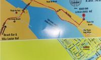 Hue police recall wrongly printed maps