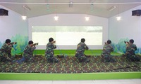 Virtual shooting range