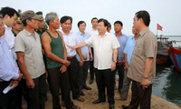 Quang Tri Province helps local fishermen