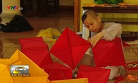 Lanterns shine on Buddha's birthday