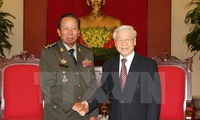Party General Secretary advocates close defence ties with Cambodia