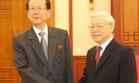 DPRK's delegation visits Vietnam